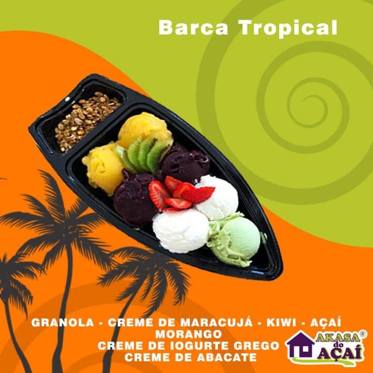 Barca Tropical - Akasa do Açaí