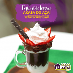 Festival do Inverno - Akasa do Açaí